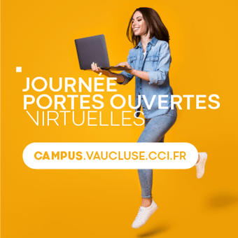 Open Days : Campus CCI Vaucluse