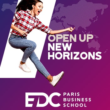 Journée Portes Ouvertes EDC Paris Business School
